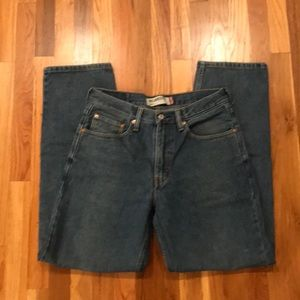 Levi's 550 Relaxed Fit Men's Jeans 32x32